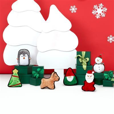 Holiday Z-Stitch® Grunterz - Snowman