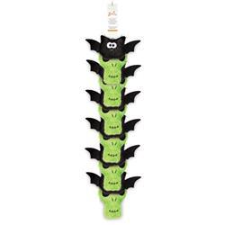 Zanies Halloween Fuzzle Toys, Clip Strip 12-Toys