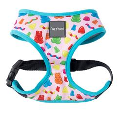 Jelly Bears Dog Harness
