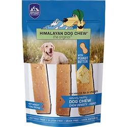 HIMALAYAN DOG CHEW PEANUT BUTTER SMALL 5.3OZ