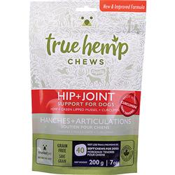 TRUE LEAF DOG HIP/JOINT CHEW 90G
