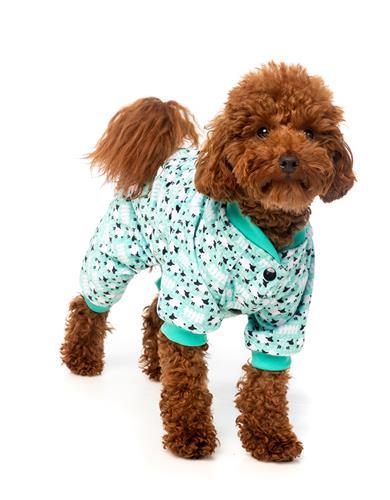 Green Counting Sheep Pajamas