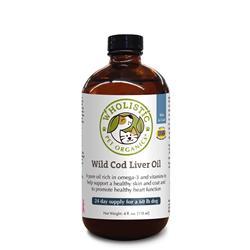 Wild Cod Liver Oil
