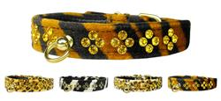 Sahara Animal Print Collars