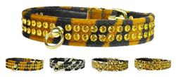 Jungle King Animal Print Collars