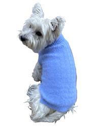Ziggy zag sweater, periwinkle