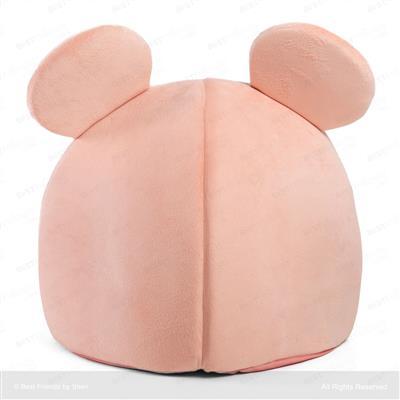 Mouse Novelty Hut Peach
