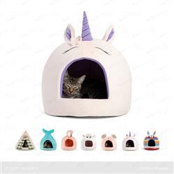 Unicorn Novelty Hut Pink