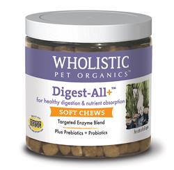 Wholistic Feline Digest-All Plus™ Soft Chews