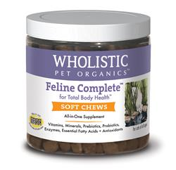 Wholistic Feline Complete™ Soft Chews 150 count