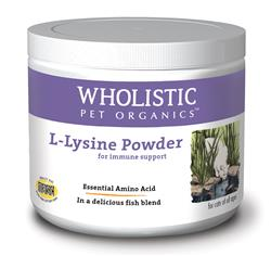 Wholistic L-Lysine Powder - 3 oz.