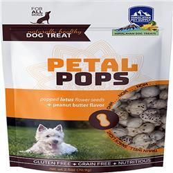 HIMALAYAN DOG PETAL POPS PEANUT BUTTER 2.5OZ