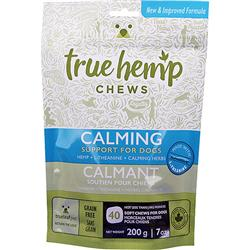 TRUE LEAF DOG CALM CHEW 200G