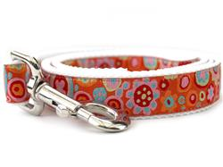 Ibiza Gumdrop Bright Dog Leash