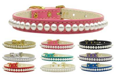 """Pearl 3/8"""" Jewelry Set Collar"""