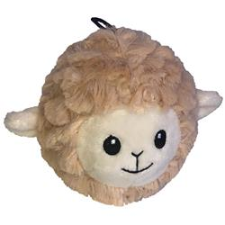 "4"" EZ Squeaker Ball - LAMB"
