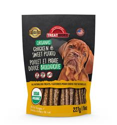 Organic Chicken & Sweet Potato Sticks - 227g./8oz.