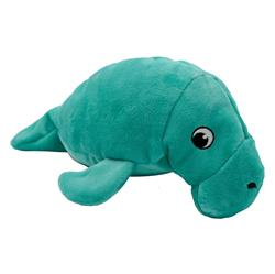 Tender-Tuffs Big Shots - Manatee - Large Breed Toy