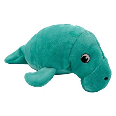 Tender-Tuffs Big Shots - Manatee - Large Breed Toy