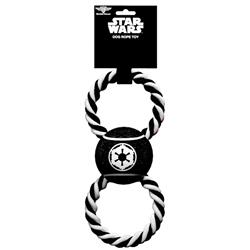 Star Wars Galactic Empire Pet Rope Toy by Buckle-Down