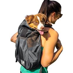 K9 SPORT SACK-TRAINER-IRON GATE(BLACK)