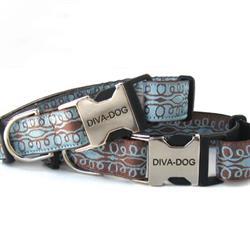 Calligraphy Dog Collar - Clearance
