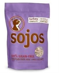 SOJOS CAT COMPLETE FREEZE-DRIED FOOD MIX TURKEY 1LB