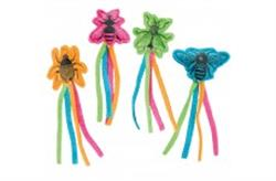 ETHICAL WHISKINS FELT INSECT CATNIP ASSORTED