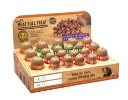 Meat Roll Treat Display (Full)