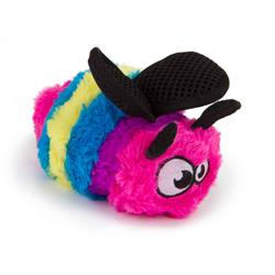 goDog - Bee Rainbow with Chew Guard