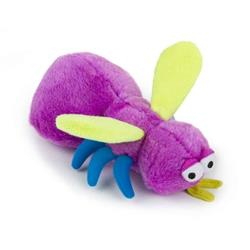 goDog - Bugs Purple Fly with Chew Guard