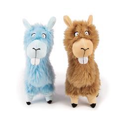 goDog - Buck Tooth Blue Llama