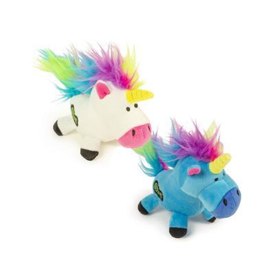 goDog - Unicorns Just for Me White Mini