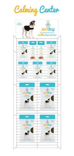 ZenPet Calming Center Display (18 pieces)