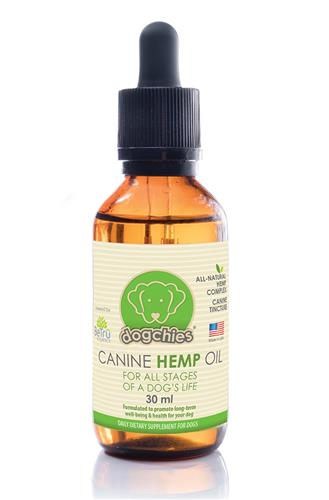 Dogchies Peanut Butter Oil - Hemp Extract – 300mg