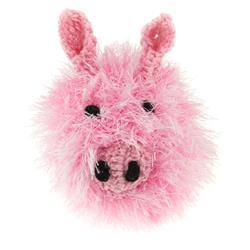 Ball Head-Pig (Handmade)