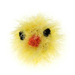 Ball Head w/ Bell-Chick (Handmade)