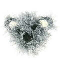 Ball Head w/ Bell-Koala (Handmade)