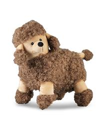 MY BFF BROWN POODLE PET PLUSH TOY