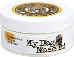 My Dog Nose It Moisturizing Sun Protection Balm for Dogs Noses - Protect Your Dog from Harmful UVA/UVB Rays
