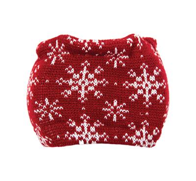 Holiday Scarf Red