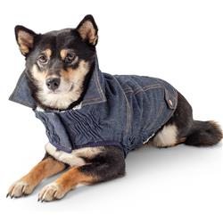Denim Jacket by GF Pet
