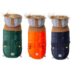Lodge Parka Forest XS by GF Pet