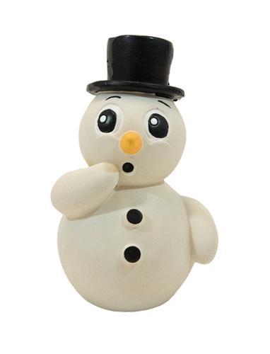 Tootiez Snowman Grunting / Squeak Toy