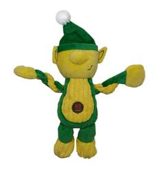 Pulleez Holiday Elf Toy