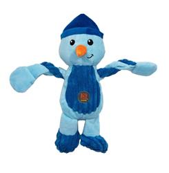 Pulleez Holiday Snowman Toy