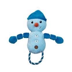 Thunder Tuggerz Holiday Snowman Toy