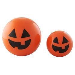 Orbee-Tuff® Halloween Jack o Lantern Ball