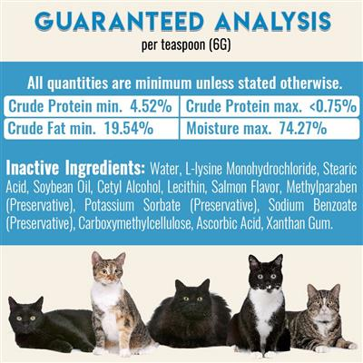 Felisyl L-lysine Gel for Cats (5 oz)