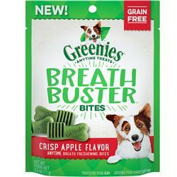 Greenies Breath Buster Bites - Crisp Apple (2.5 oz)